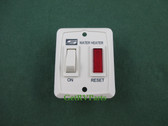 Suburban 232795 Water Heater Switch With Light