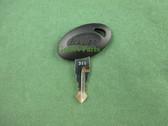 Bauer | Code 310 | RV Entry Door Lock Replacement Key