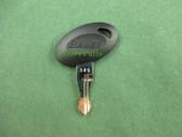 Bauer | Code 345 | RV Entry Door Lock Replacement Key