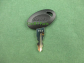 Bauer | Code 353 | RV Entry Door Lock Replacement Key