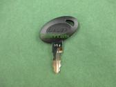 Bauer | Code 354 | RV Entry Door Lock Replacement Key