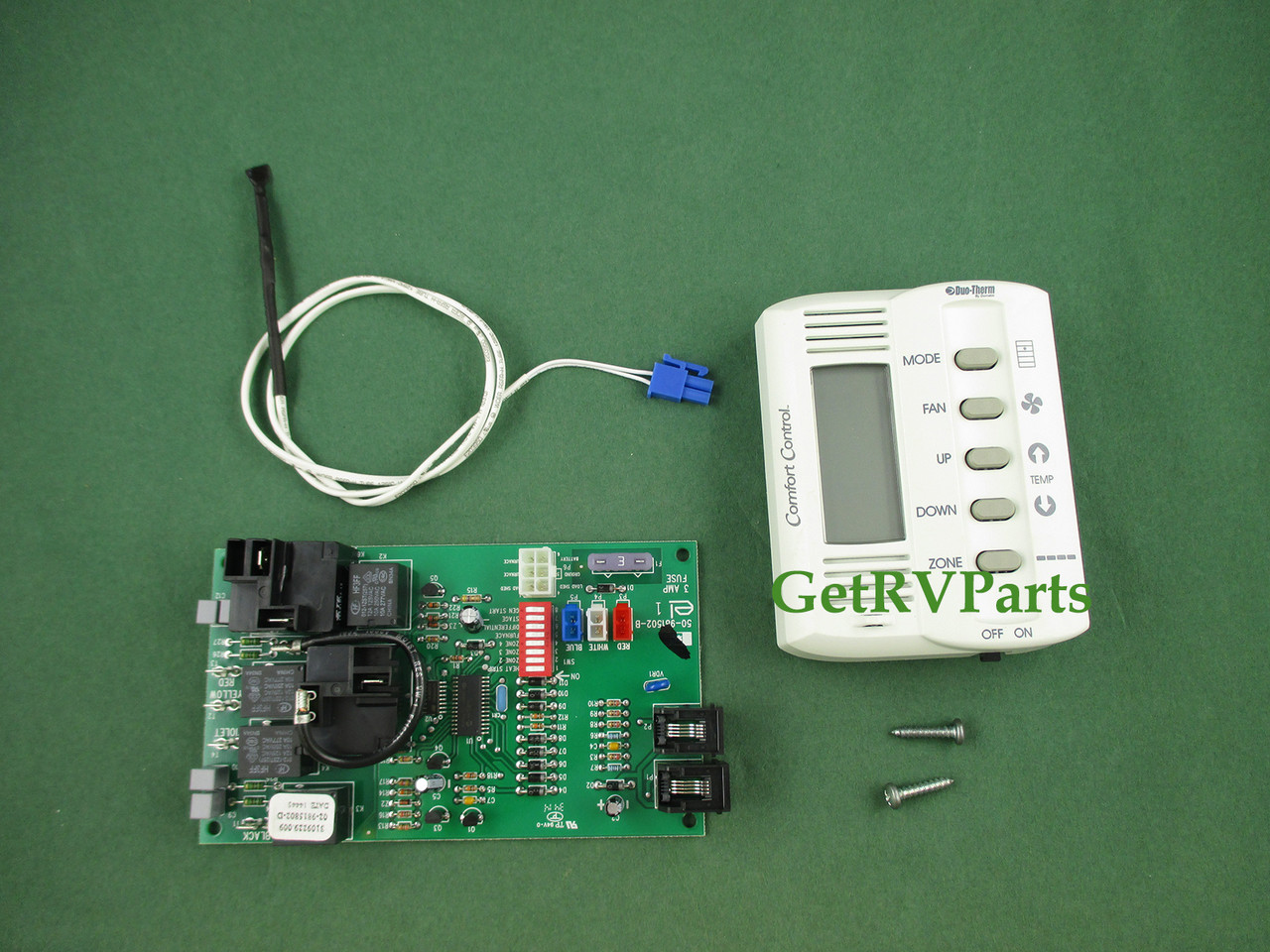 Dometic Duo Therm | 3310009000 | Air Conditioner A/C Thermostat Conversion  Kit