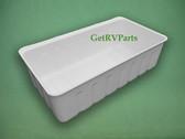 Norcold | 618571 | RV Refrigerator Crisper Bin White