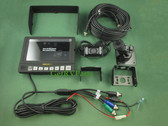 Weldex RV Motorhome 7 Inch Back Up Monitor System WDRV-7043-B-Kit