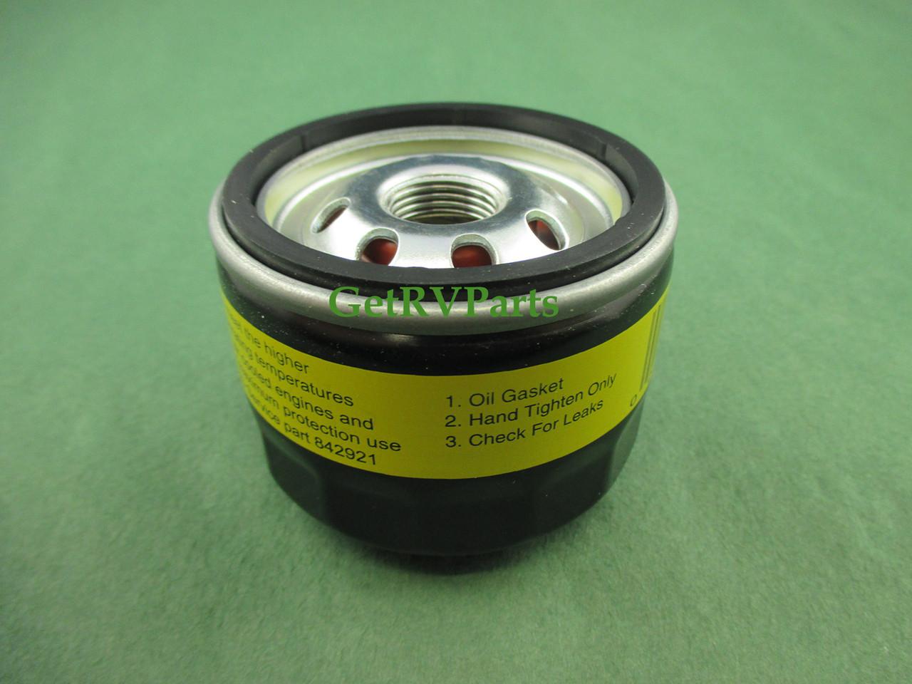 Genuine - Onan Cummins RV Generator | A029M421 | Oil Filter