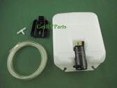 Fleetwood 011330 Denso 12V Windshield Wiper Washer Resevoir Bottle 060800-0550