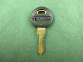 Trimark | TM500 | RV Entry Compartment Door Lock Replacement Key 60-400