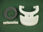 Thetford 31709 Aqua Magic V RV Toilet Pedal Kit White
