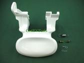 Thetford 33372 Bravura RV Toilet Pedal White