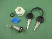 Thetford 32145 Cassette Toilet Door Lock with Key