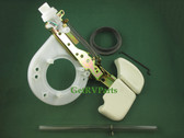 Thetford 33186 Aurora RV Toilet Lower Mechanism