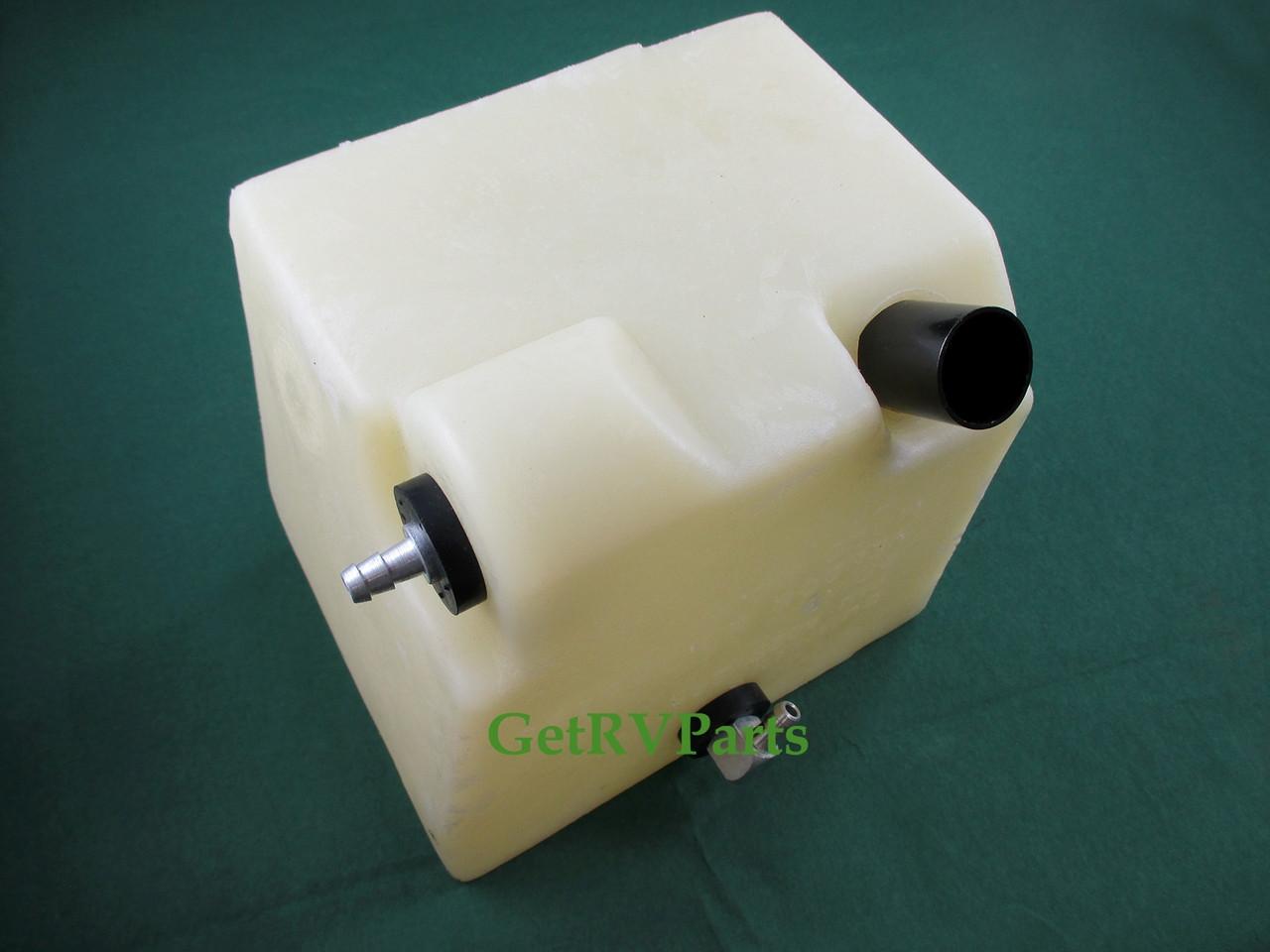 Genuine Onan Cummins A028T844 Diesel Coolant Recovery Tank
