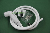 Sealand Dometic | 385311124 | RV Toilet Hand Sprayer With Hose White