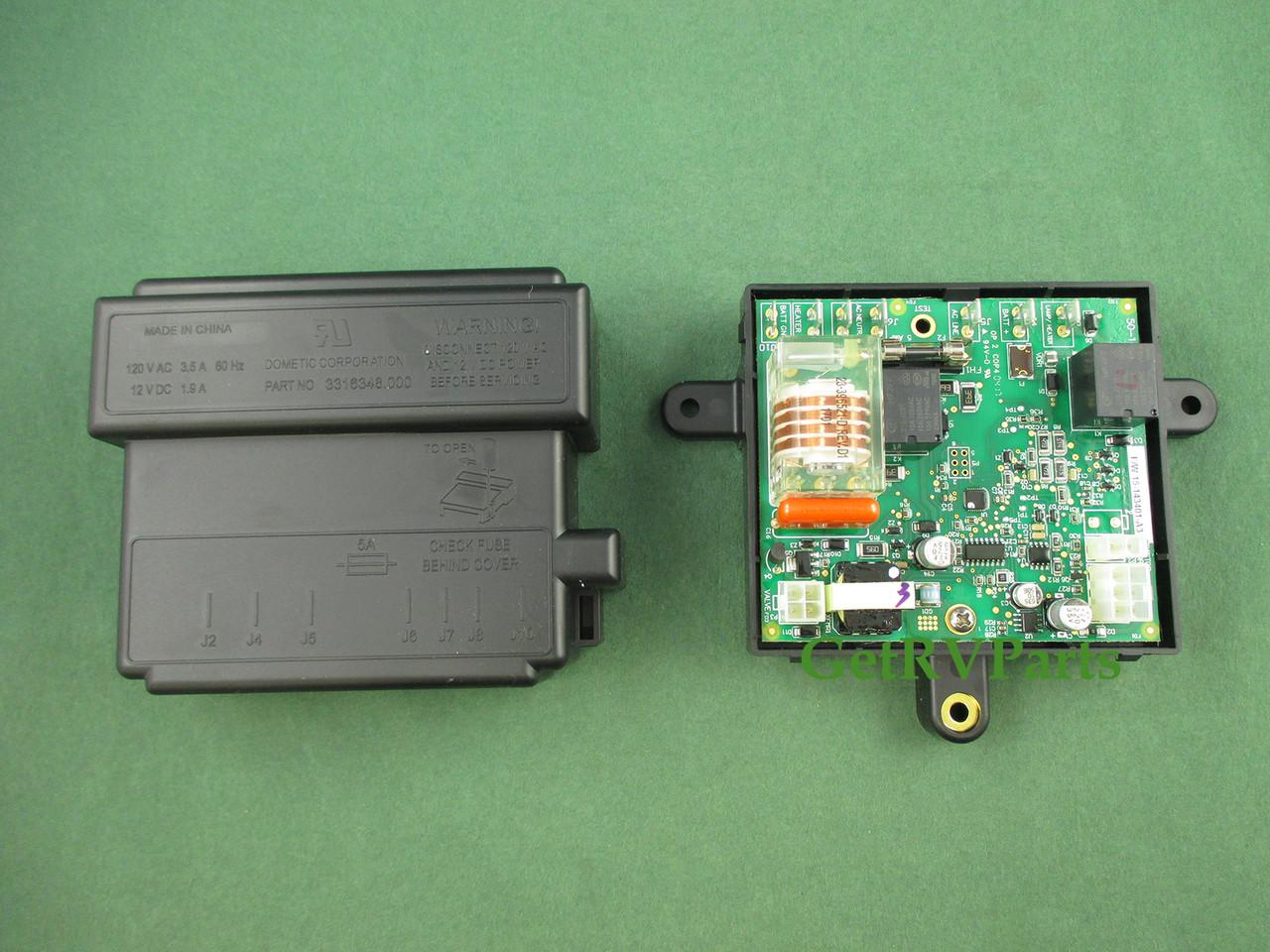 Dometic Rv 3316348900 Kit Power//control Module