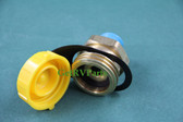 Marshall | ME601-6 | RV LP Gas Tank Fill Valve Cap Included