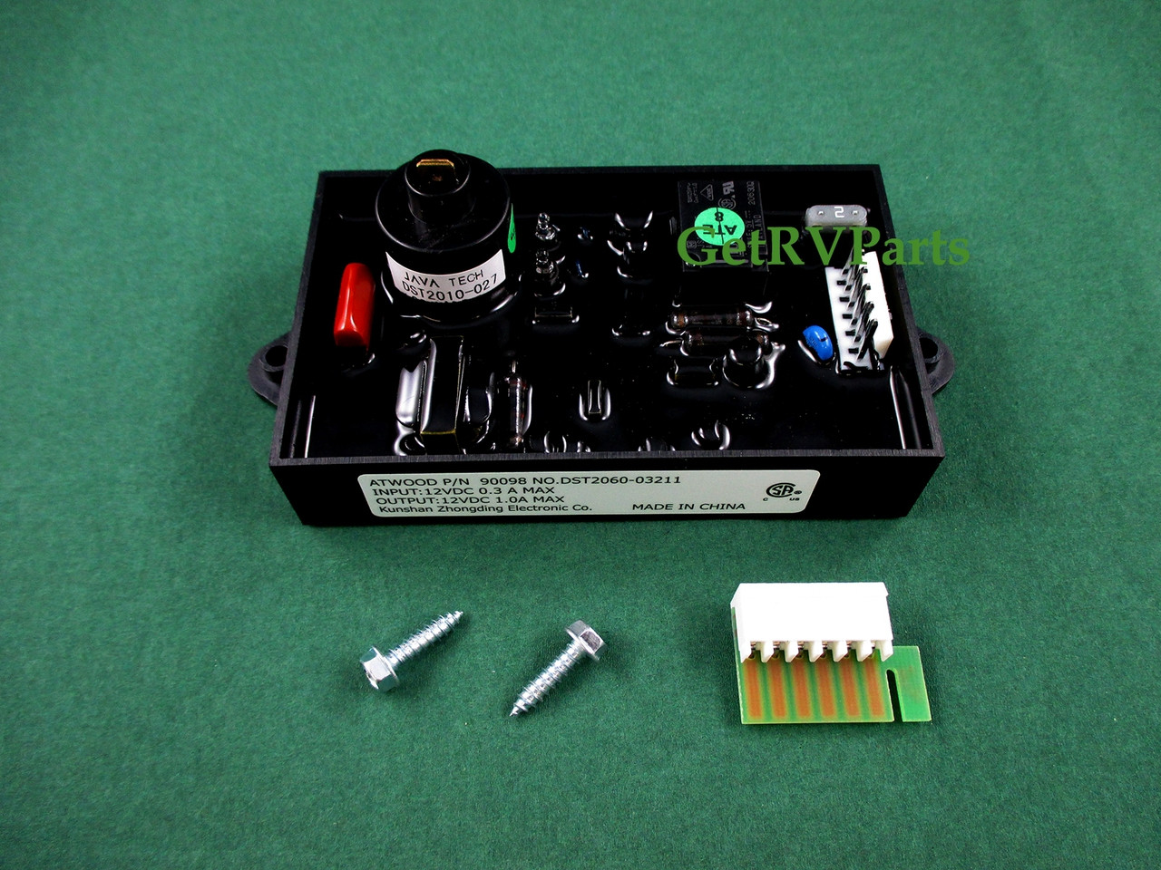 atwood 93307 rv water heater pc circuit control board 93865 rh getrvparts com