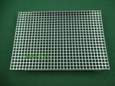 Suburban 030986 Water Heater Door Screen 9 1/2 X 6 3/4