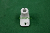 Dometic | 2002236004 | RV Refrigerator Freezer Door Hinge Housing Left Side
