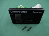 Onan Cummins 300-4937 RV Generator Remote Start Stop Panel