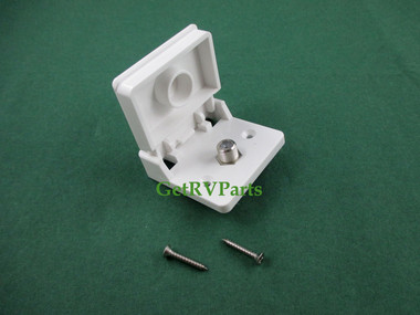 Winegard WA-1024 RV TV Antenna Covered Outlet Hookup White