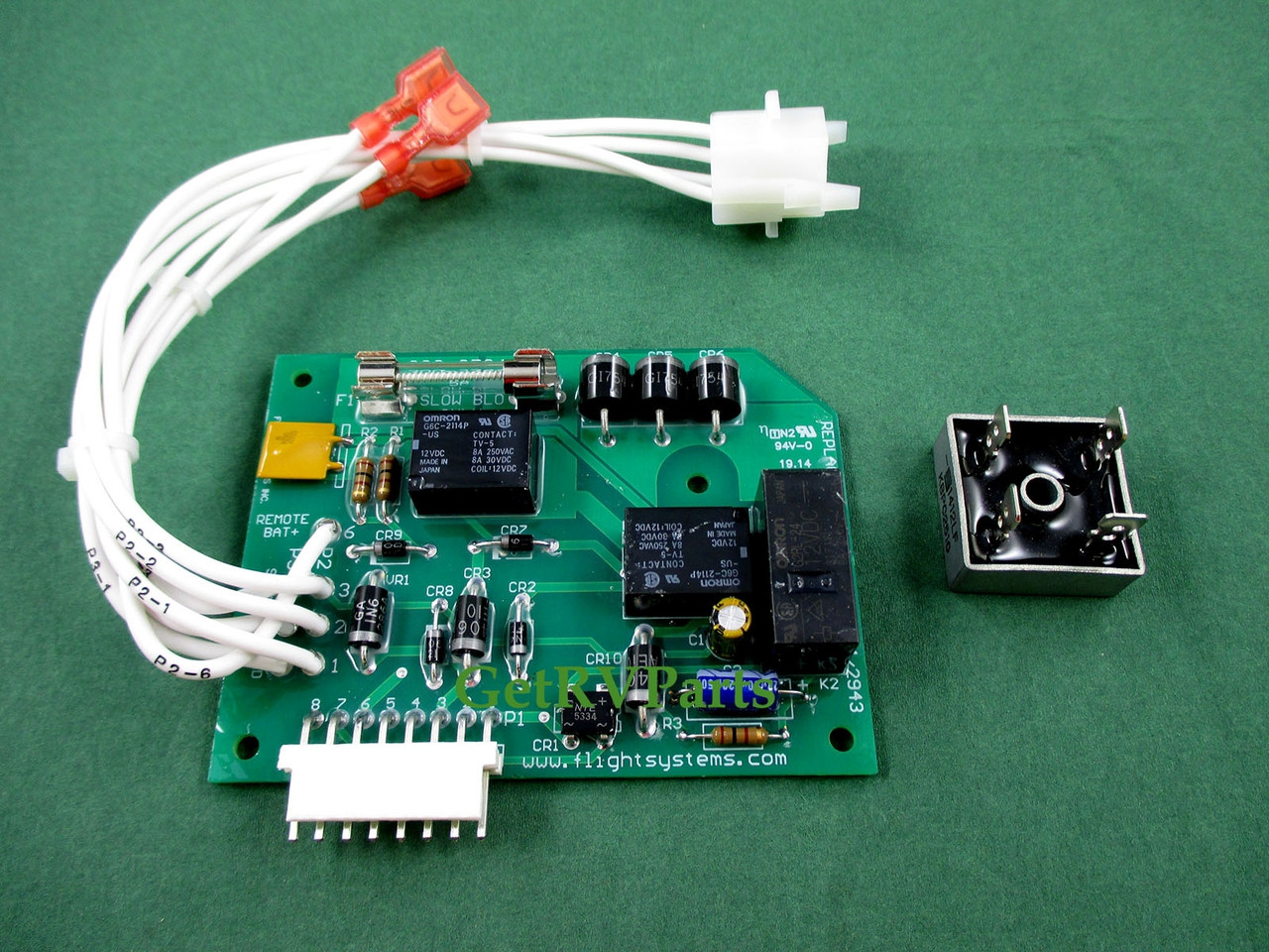 Onan Aftermarket 300-2784 Generator Circuit Board Flight System