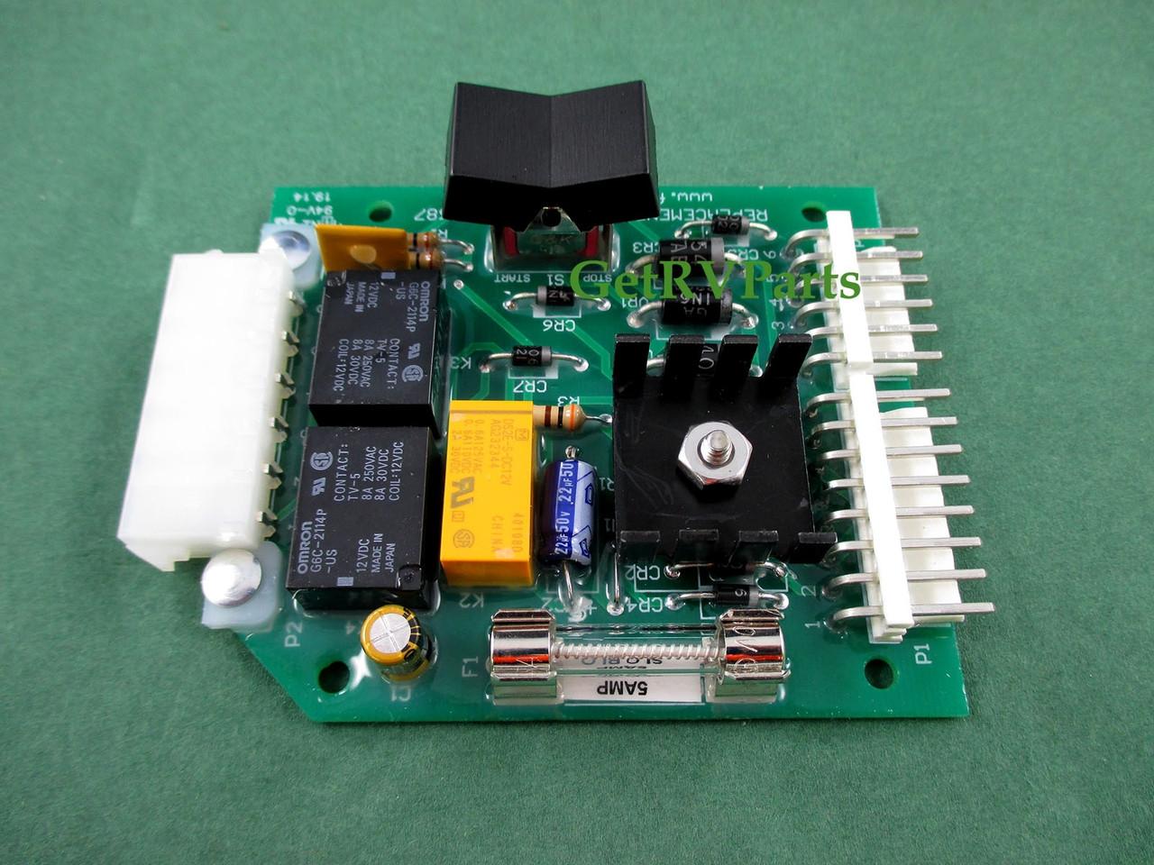 Onan Aftermarket 300-3056-01 Generator Circuit Board By Flight
