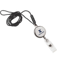 Retractable Badge Holder with Lanyard