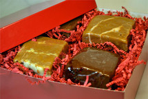 Valentine's Gift Sampler (4 slices)