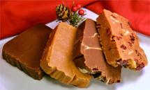 Holiday Sampler - 4 half slices