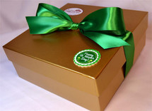 St. Patrick's Day Gift - Box O' Gold