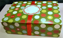 Customized Gift Sampler (Two Pounds) Free Shipping in New England - GREEN