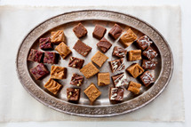 Eight Slice Traditional Fudge Sampler