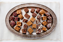 Fudge of the Month Club - 3 Month Customized Membership (choose flavors)