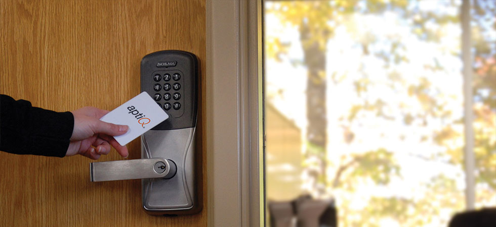 Keyless Door Access Solutions..