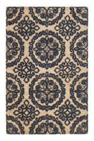 Eirene Blue Area Rug - 5' x 8'