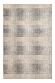 Hella Tufted Grey/Tan Area Rug - 8' x 10'