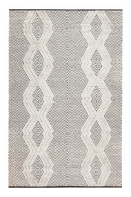 Joni Tufted Tribal Area Rug - 5' x 8'