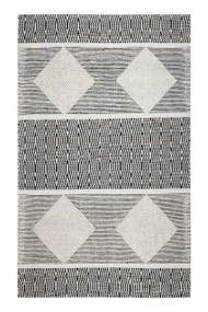 Oboto Hand-Loomed Tribal Area Rug  - 5' x 8'