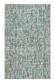Oshun Flatweave Blue Area Rug - 5' x 8'