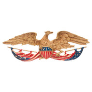"Whitehall 24""  Patriotic Wall Eagle"