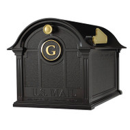 Whitehall Balmoral Mailbox Monogram Package