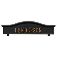 Whitehall Personalized Two Sided Topper