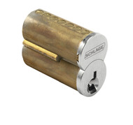 Schlage Cylinders for Small Format Interchangeable Core SFIC Portable Security Locks