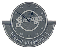 Whitehall Personalized Garage Clock