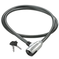 """Schlage Flex Security Key Cable Rekeyable Locking Cable 6' x 5/8"""" (15mm)"""