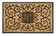 Whitehall Personalized Monogram Coir Door Mat