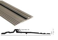 NGP ADA Compliant Bumper Seal Threshold Door Saddle 36 inch