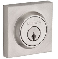 Baldwin reserve collection Contemporary Square Deadbolt