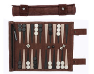 Sondergut Roll-Up Backgammon Game