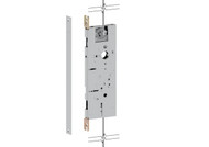 Schlage Multipoint LM9200 Series 2 Point Lock UL Firerated Wood Doors - M Collection Lever